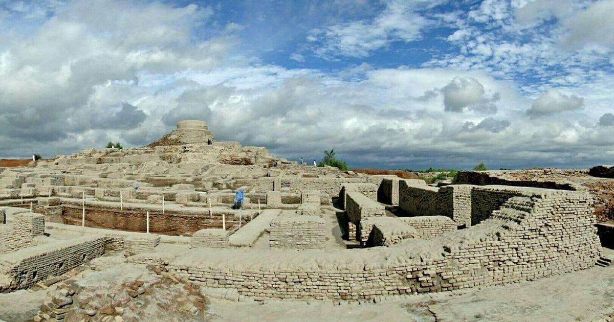900 साल के सूखे ने सिंधु घाटी की सभ्यता का अंत कर दिया था : अध्ययन