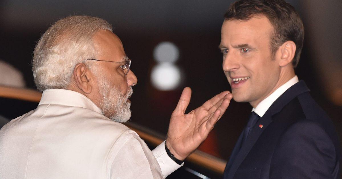 Coronavirus: France says it will send liquified oxygen, ventilators to India
