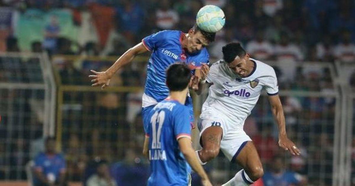 ISL semi-final 1st leg as it happened: Chennaiyin FC score crucial away goal in 1-1 draw in Goa