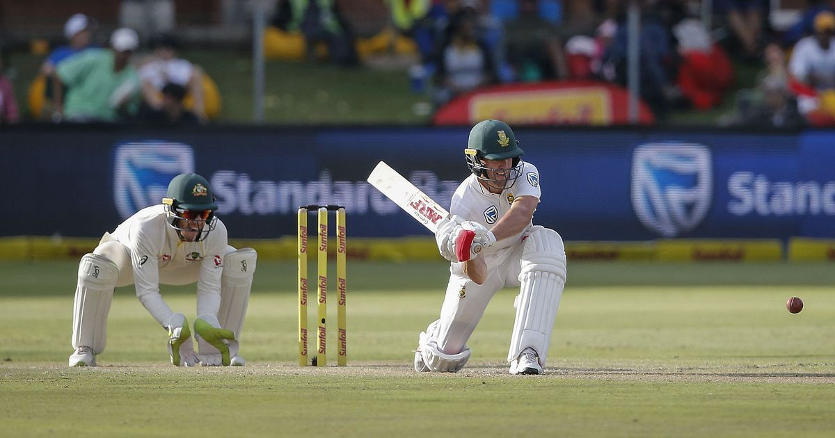 Rabada charged for shoulder brush with Smith
