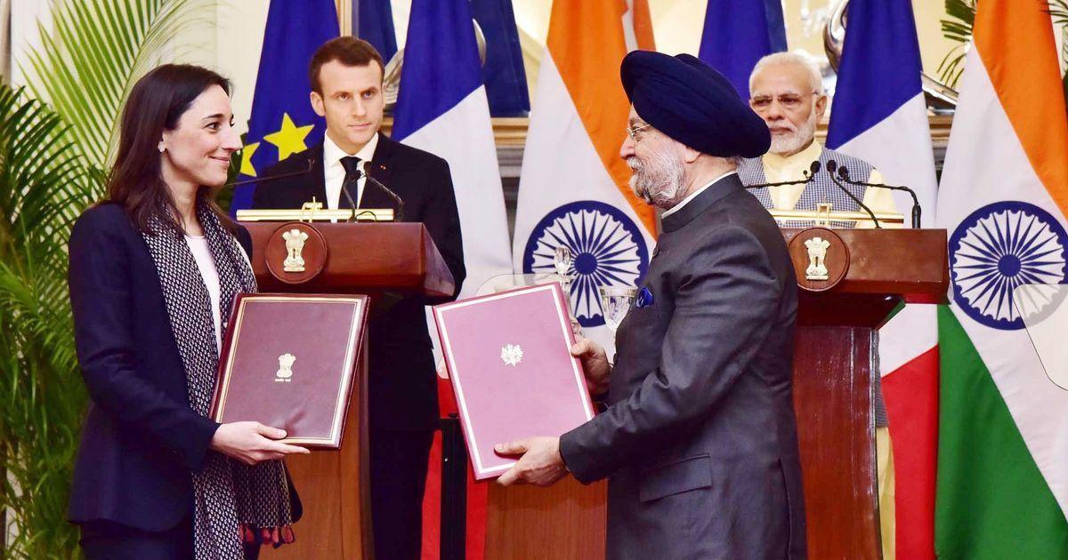 भारत और फ्रांस के बीच 14 समझौते होने सहित दिन के बड़े समाचार