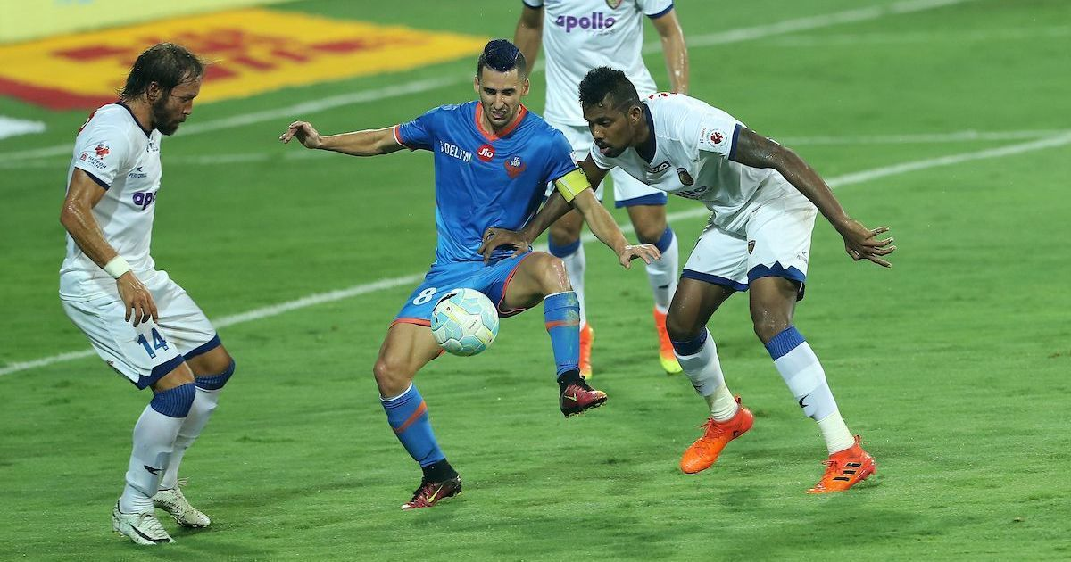 FC Goa vs Chennaiyin FC was an entertaining tale of missed chances and counter-punching
