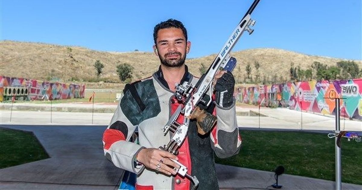 Akhil Sheoran wins India's fourth gold in ISSF World Cup