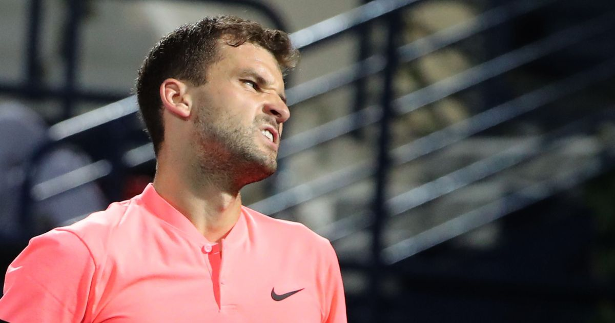 Dimitrov ousted by Verdasco in opening match at Indian Wells