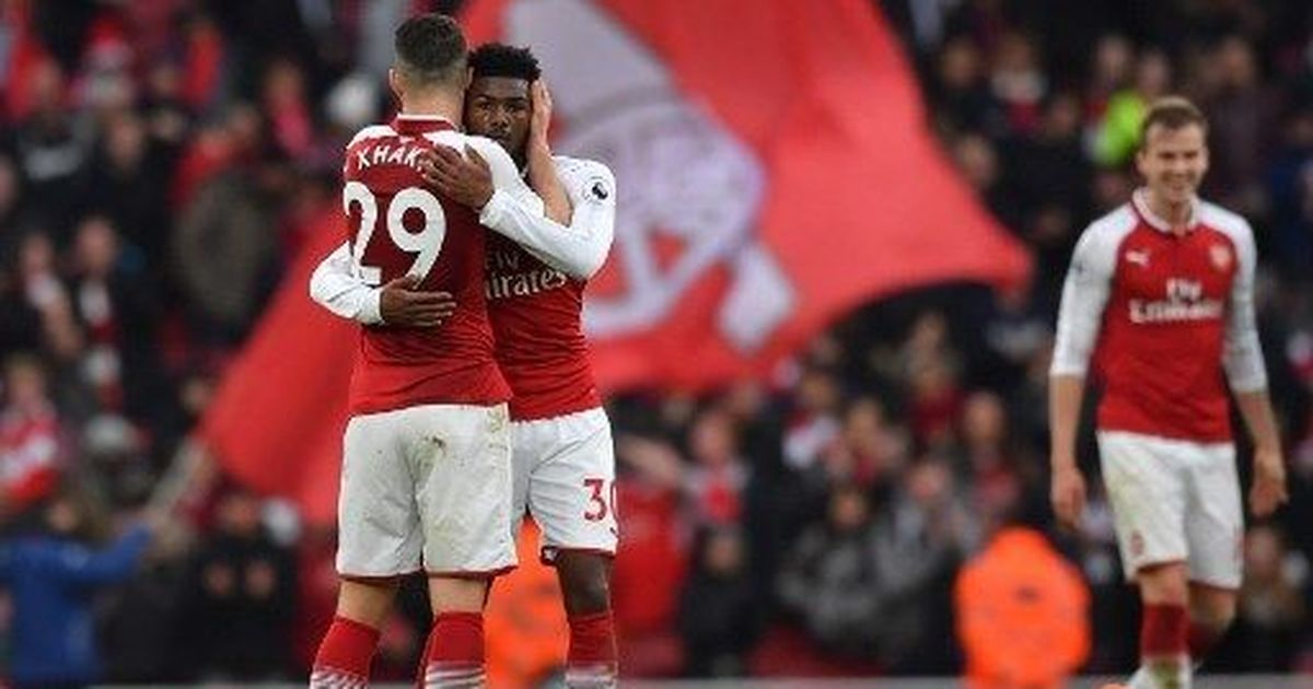 Premier League: Arsenal end three-game losing run by overcoming Watford 3-0