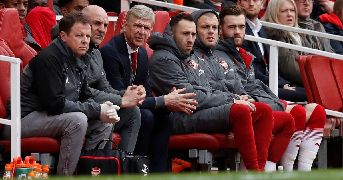 'There is a lot of negativity': Wenger worried as Arsenal fans stay away