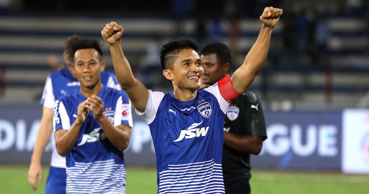 Team player, creator, sublime goalscorer: Chhetri's hand in the Bengaluru FC juggernaut