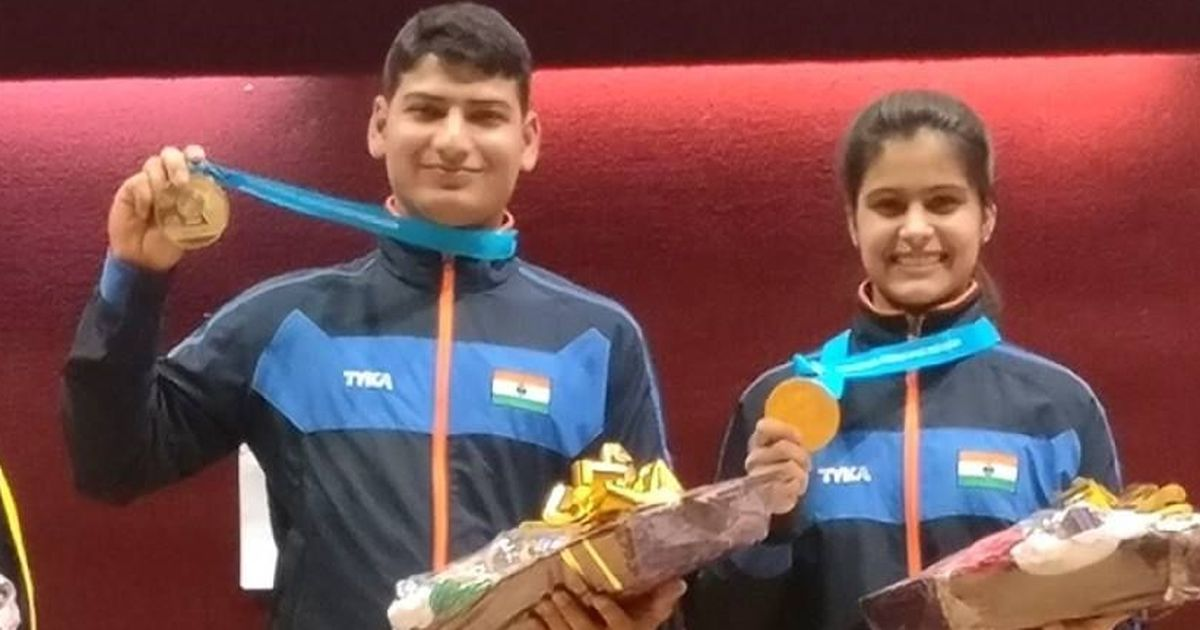 India top medals tally in shooting World Cup to register best finish