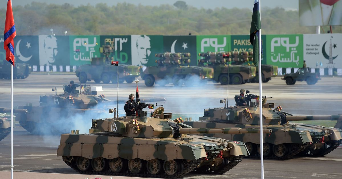 China is the biggest arms supplier to Pakistan, Bangladesh and Myanmar, says study