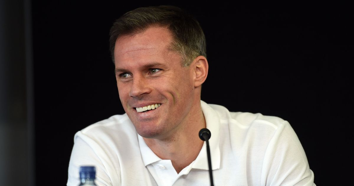 'You can't ever behave like that': Carragher suspended from punditry duties after spitting incident