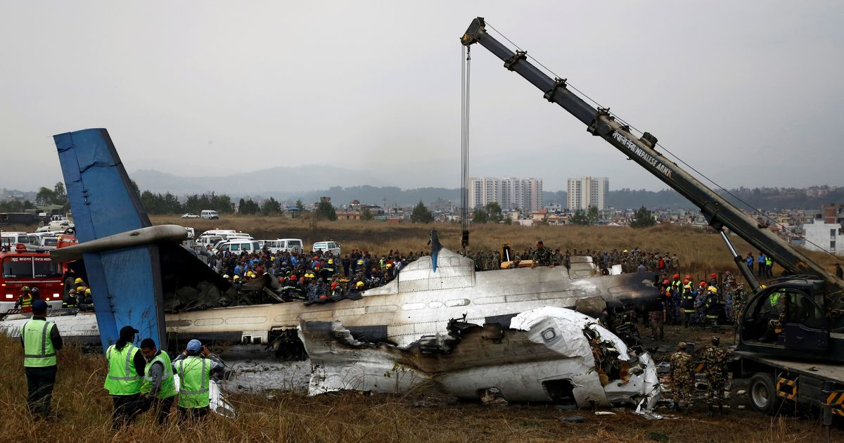 49 people confirmed dead in Kathmandu plane crash, 22 undergoing treatment