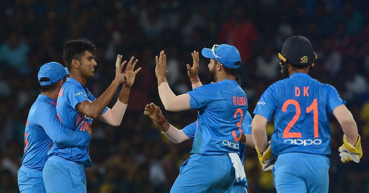 Washington's Powerplay, Rohit's continuous slump: Talking points from India's 6-wicket win