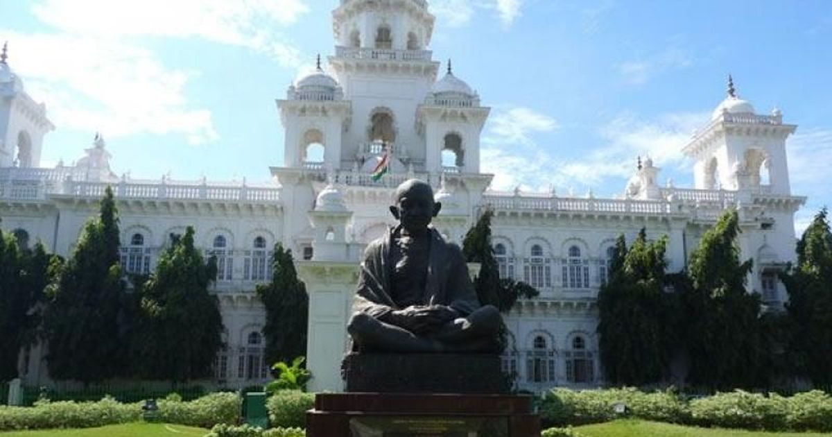 Congress MLAs suspended from T-Assembly