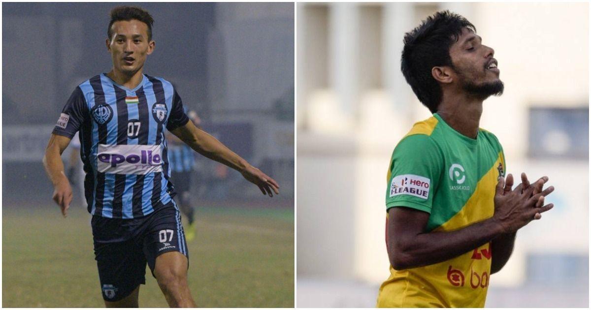 I-League team of the season: Michael Soosairaj, Chencho Gyeltshen, Dipanda Dicka make the cut