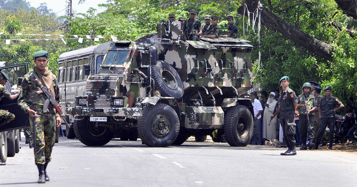 Sri Lanka: Law and order minister says 10-day emergency will not be extended