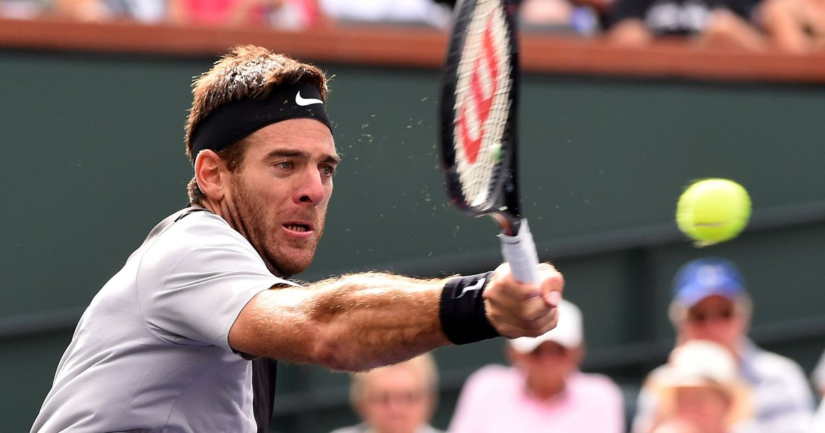 Indian Wells: Del Potro dumps Ferrer to reach fourth round, second seed Cilic stunned