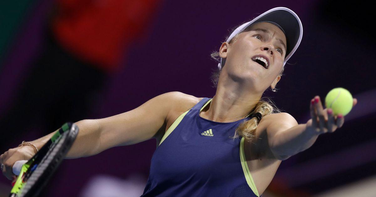 World No 2 Caroline Wozniacki crashes out of WTA Indian Wells