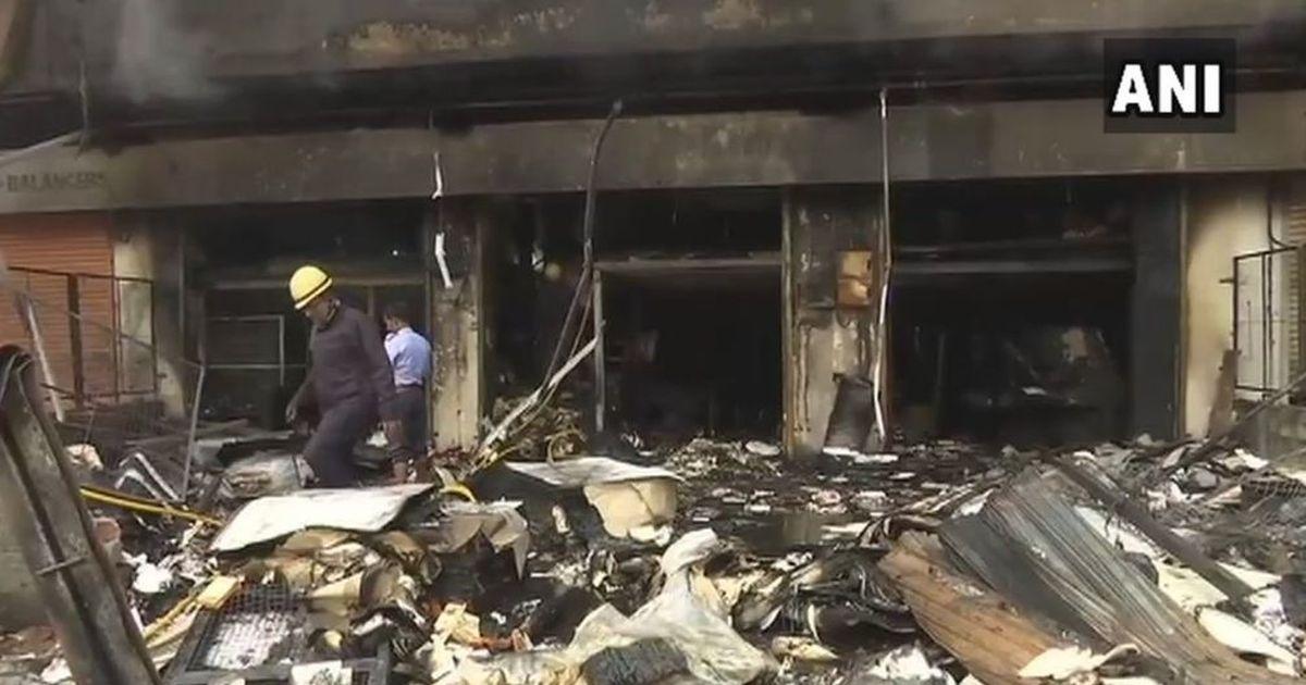 महाराष्ट्र में आग लगने की दो घटनाएं, दो की मौत