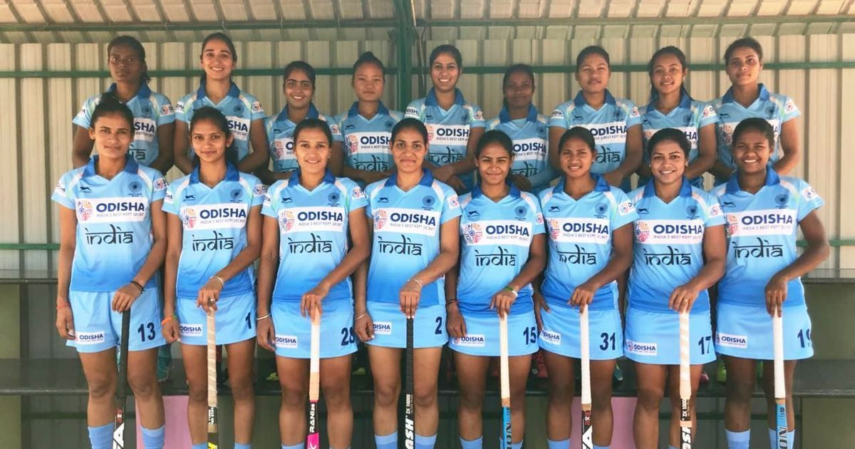 Rani Rampal to lead Indian women's hockey team at the Commonwealth Games