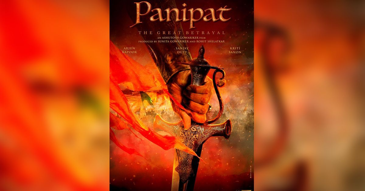 Ashutosh Gowariker's period drama 'Panipat' stars Arjun Kapoor and Kriti Sanon