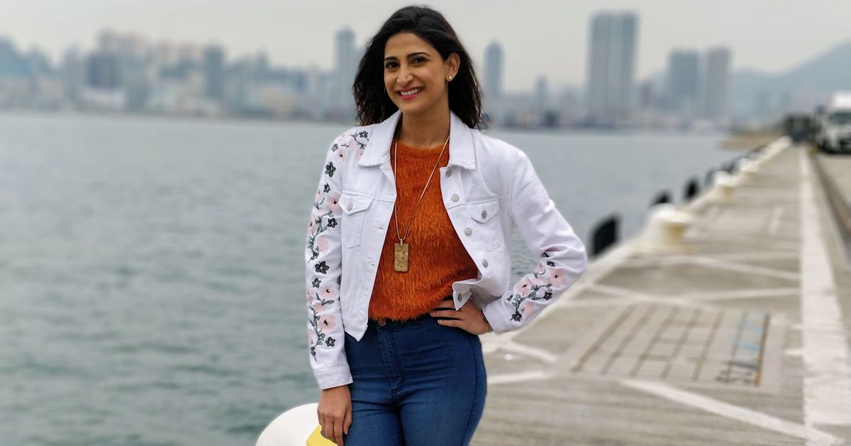 'I run away from repetition': Aahana Kumra on films and her web series 'It Happened in Hong Kong'