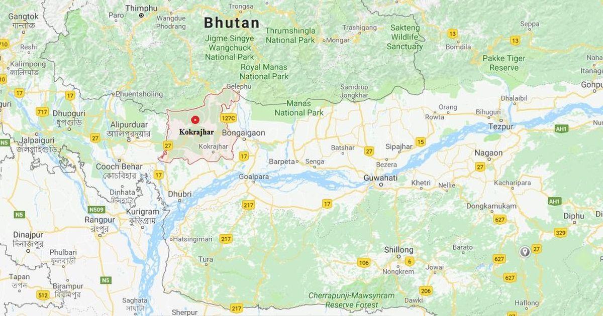 Assam: Syama Prasad Mookerjee's statue found damaged in Kokrajhar