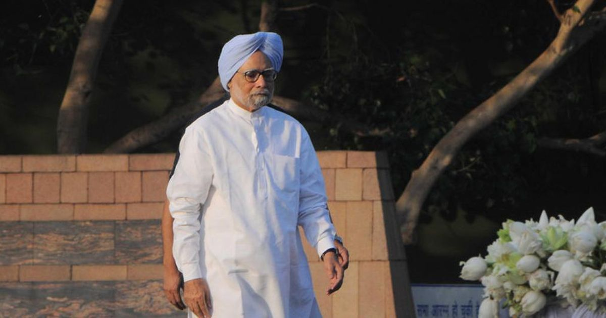 Manmohan Singh refutes BJP allegations that he helped Vijay Mallya secure bailout
