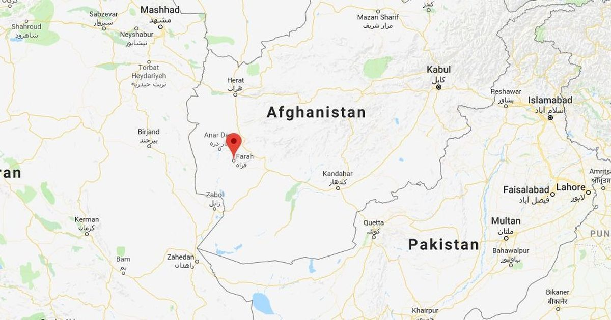 2 policemen killed in S. Afghan vehicle bombing