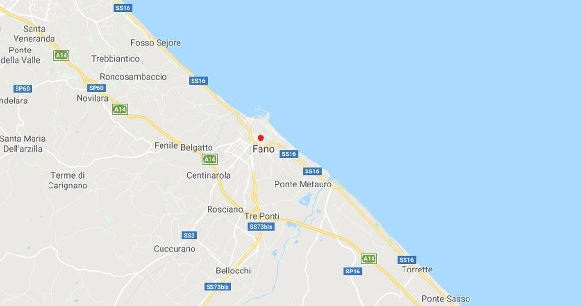 Italy: Discovery of World War II era bomb prompts mass evacuation in Fano