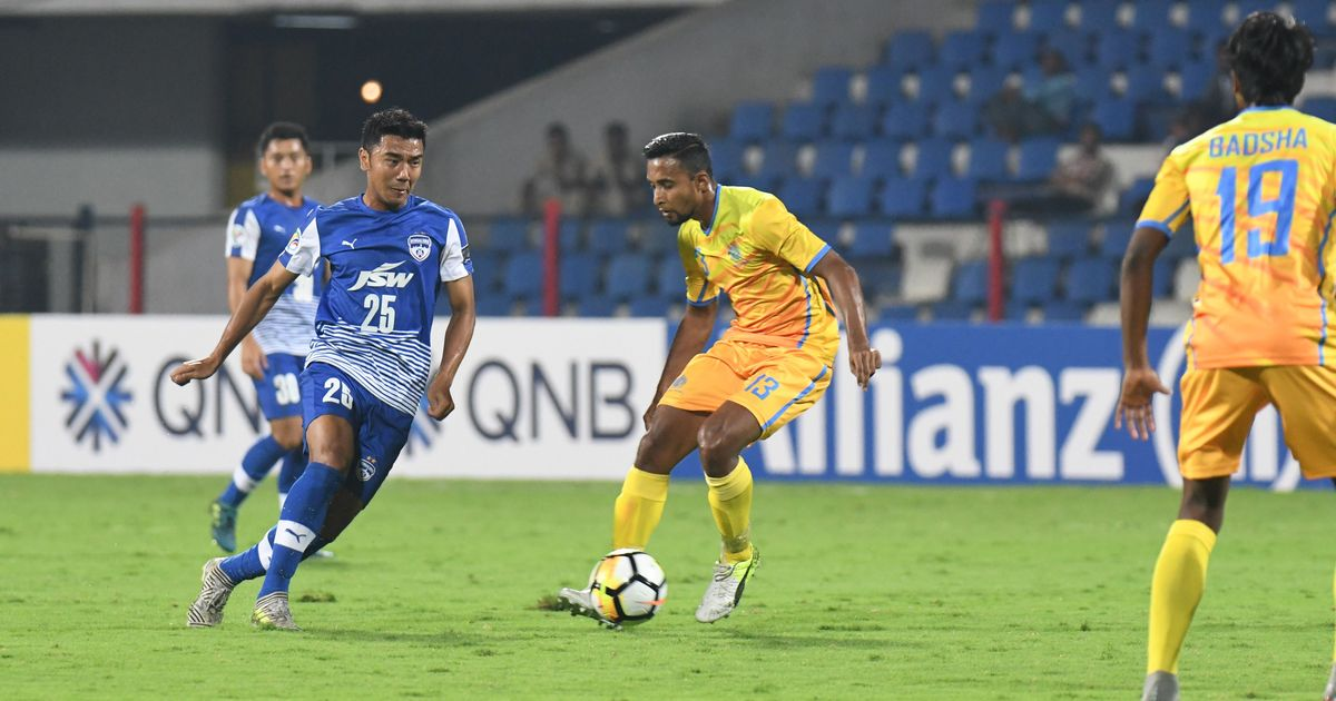 Bengaluru FC off to a winning start in the AFC Cup with a 1-0 win over Abahani Limited Dhaka
