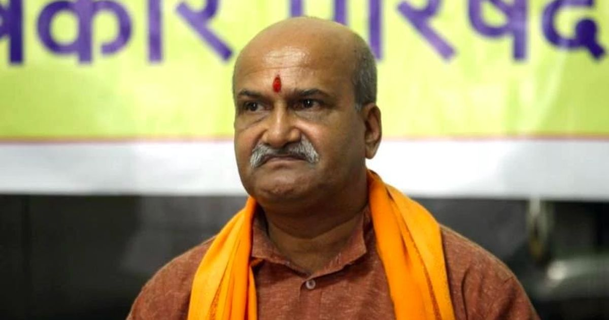 'Why should Modi react if a dog dies in Karnataka?': Pramod Muthalik on Gauri Lankesh murder