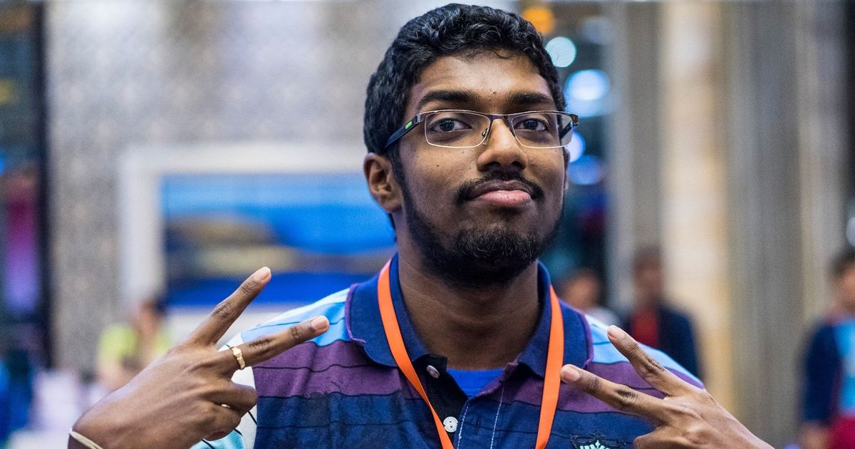 Isle of Man chess: India's B Adhiban fights back to beat Michael Adams and finish tied 3rd