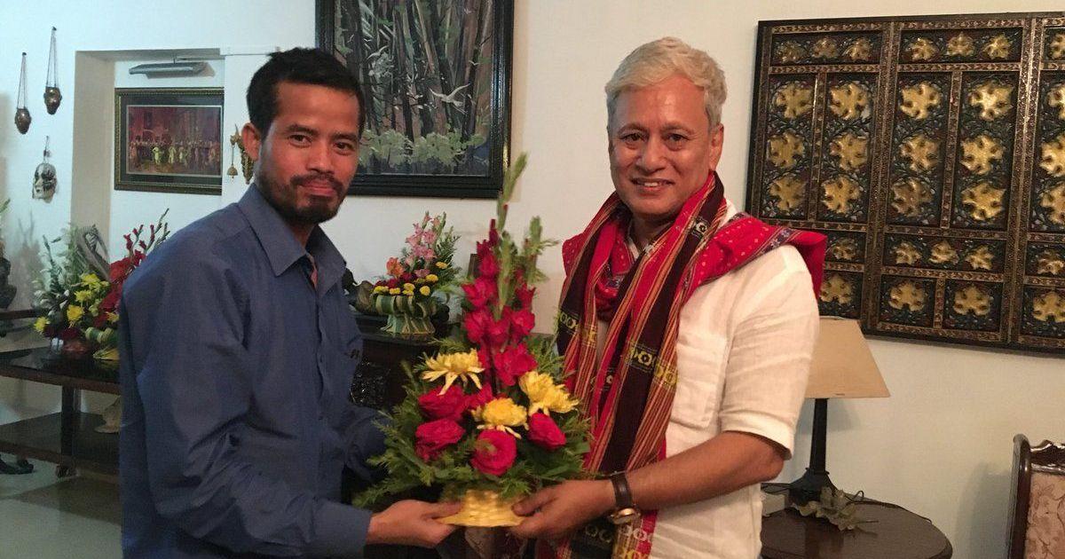 Tripura: Deputy CM Jishnu Debbarma wins Charilam Assembly constituency