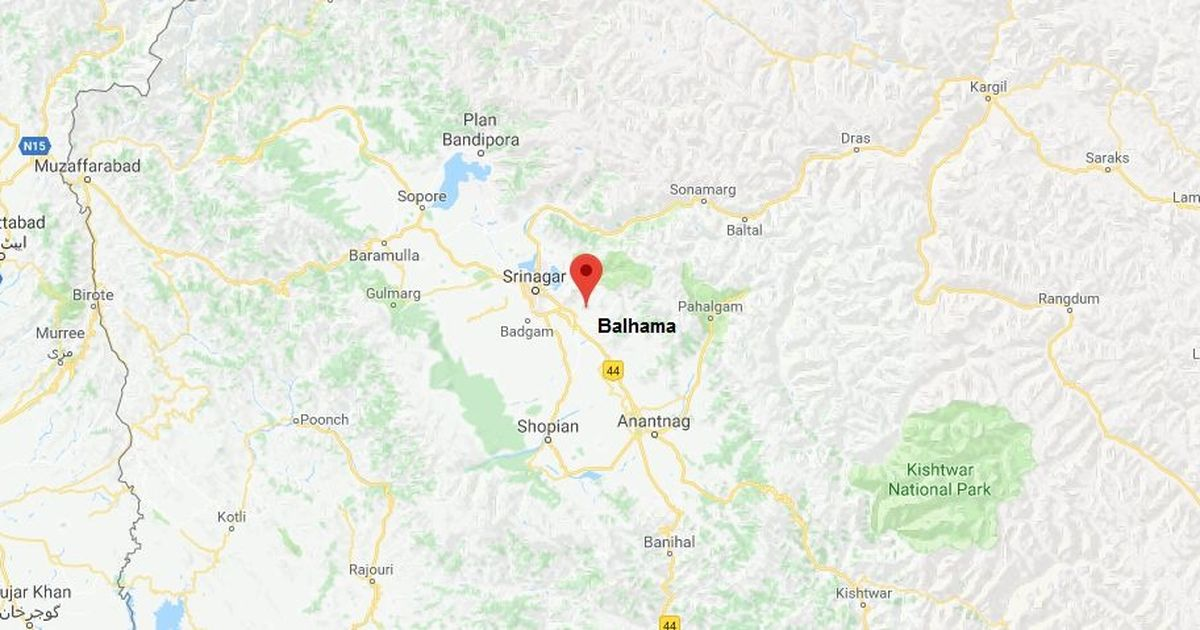 Jammu-Kashmir: BJP leader attacked by terrorists in Phulwama