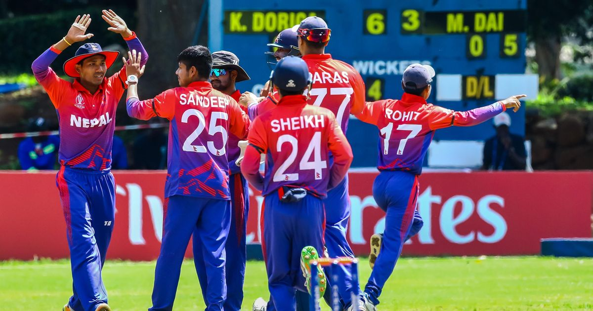 Nepal secure ODI status after beating Papua New Guinea by six wickets
