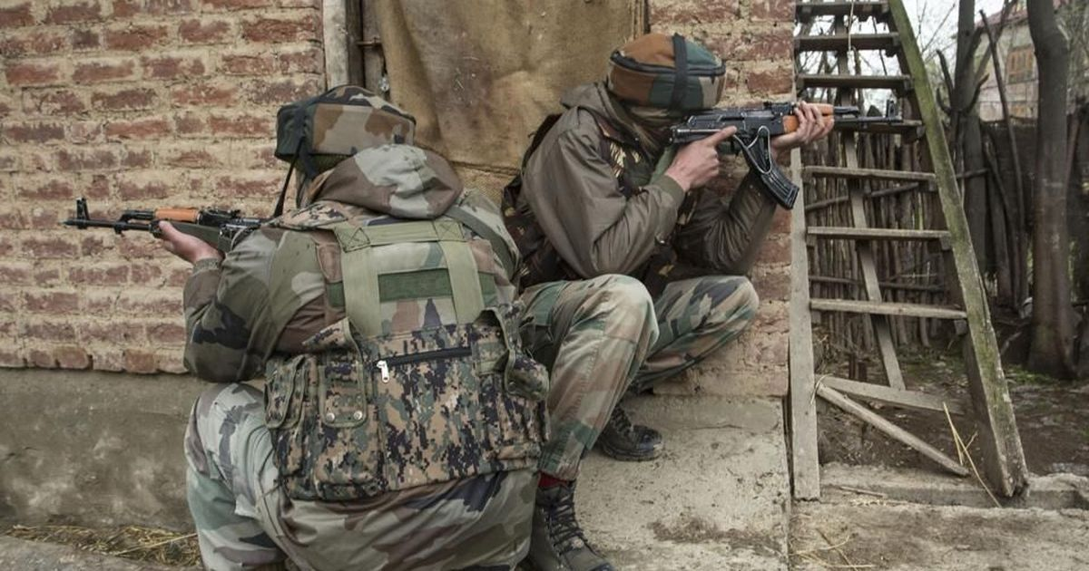 Terrorists attack BJP leader in Srinagar, gunfight underway