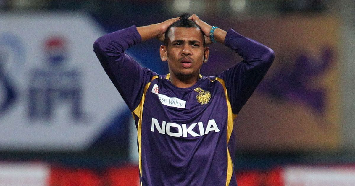Narine reported for suspect bowling action