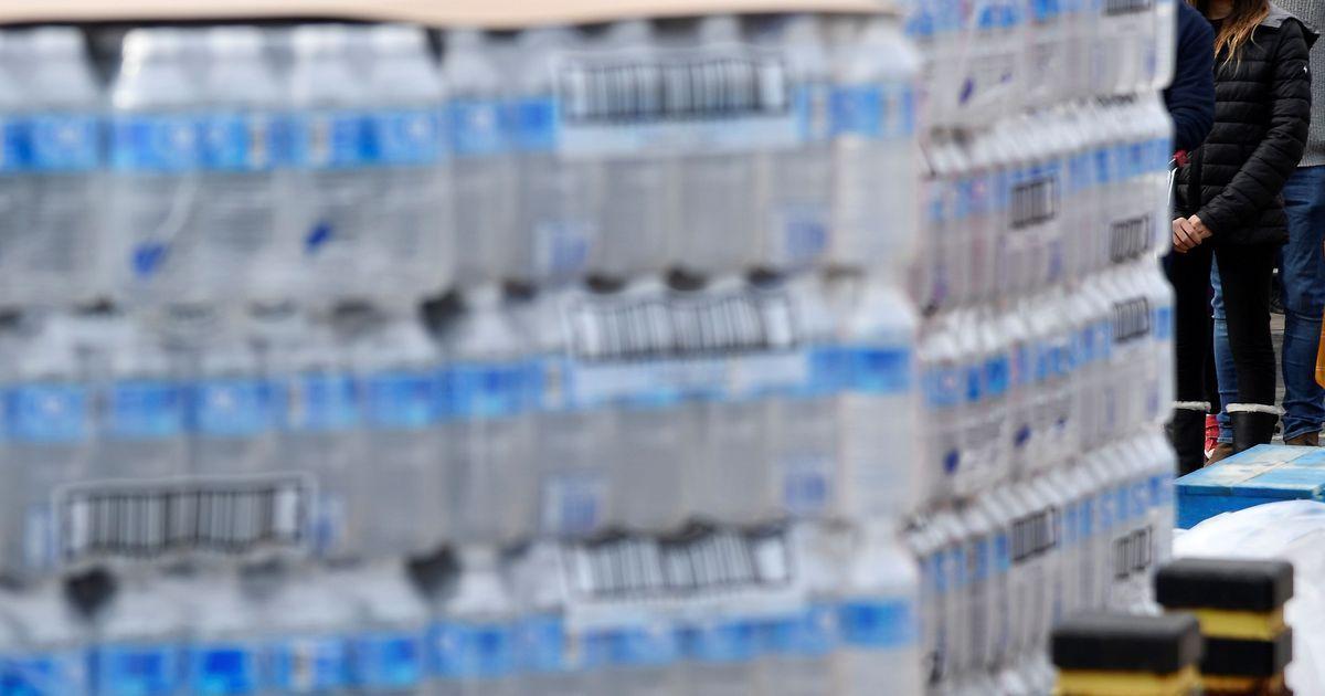 top bottled water brands including bisleri contain plastic report