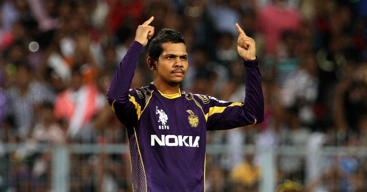 PSL: Sunil Narine reported for a suspected illegal bowling action
