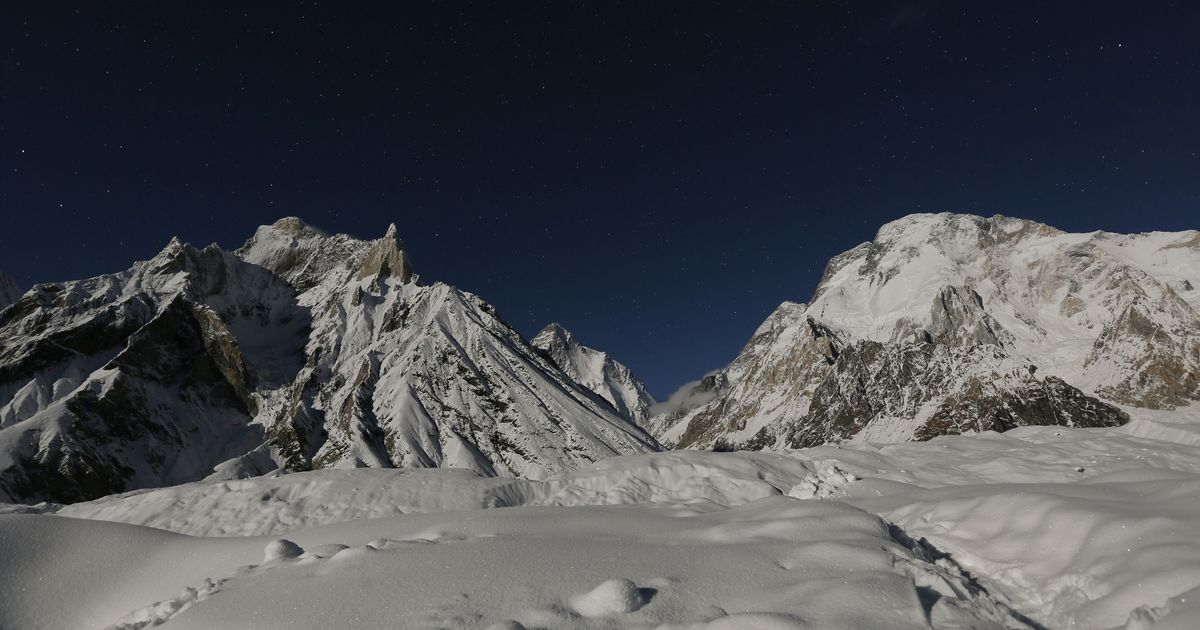 In Pakistan's Shimshal Valley, it's not shrinking glaciers but growing ones that are a problem