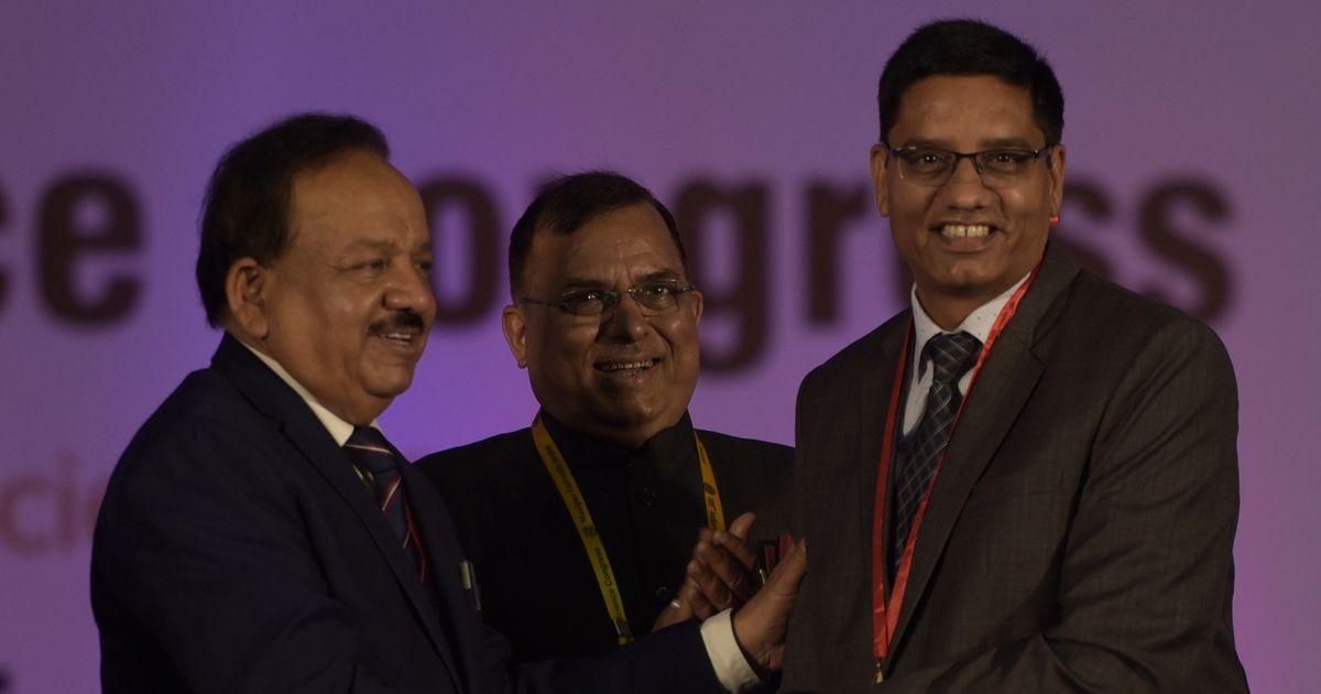 DRDO scientist Prakash Chand Jain conferred Homi Bhabha Memorial Award