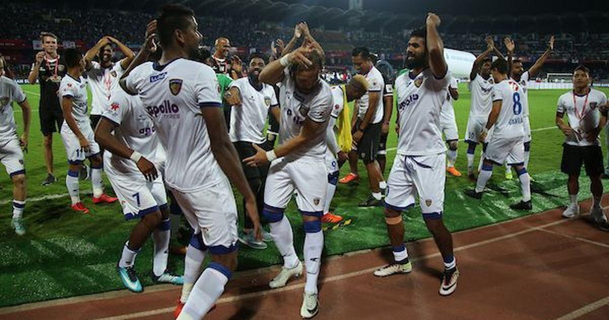 Chennaiyin edge out Bengaluru to lift ISL trophy
