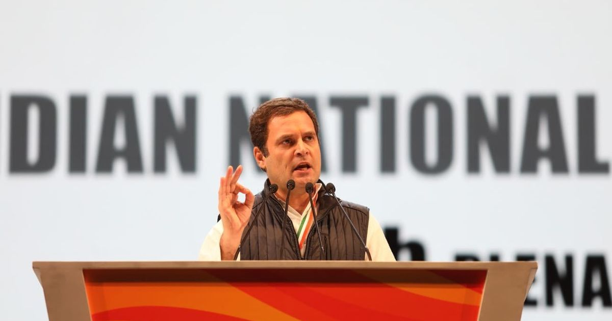 From escape velocity to the Arnab interview to Congress president, is this Rahul Gandhi 3.0?