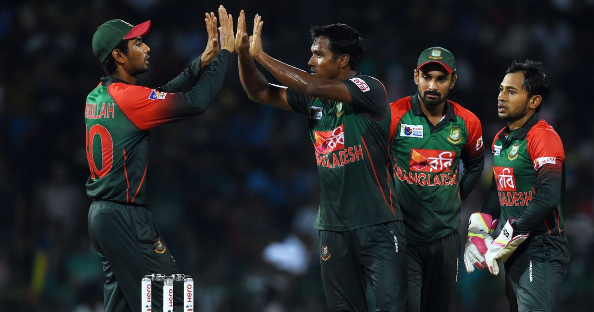 Bangladesh drop Mehidy, Rubel for first two matches of series against Afghanistan and Zimbabwe
