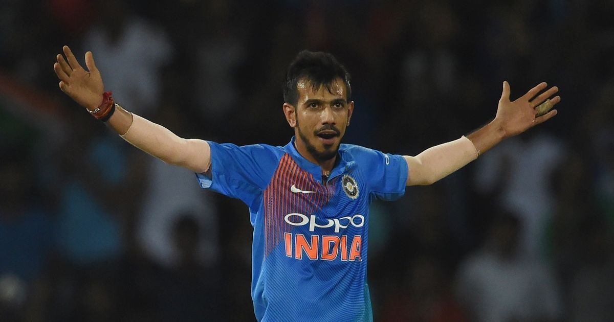 For Chahal, knocking on the doors of the Indian Test team, Dravid wants more red-ball exposure