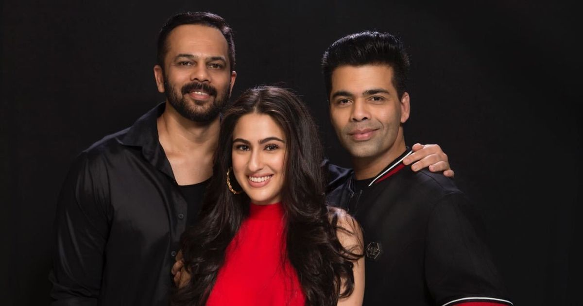 Sara Ali Khan to star opposite Ranveer Singh in Rohit Shetty's 'Simmba'