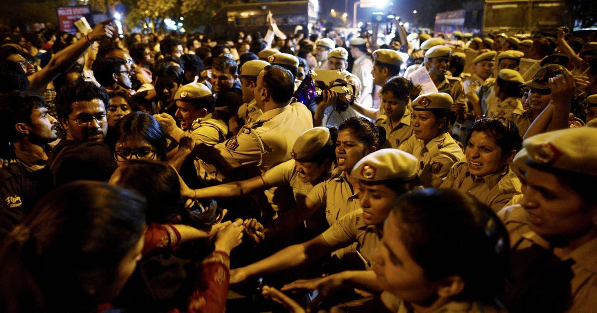 Opinion: Why are Indians immune to reckless police brutality against protestors?