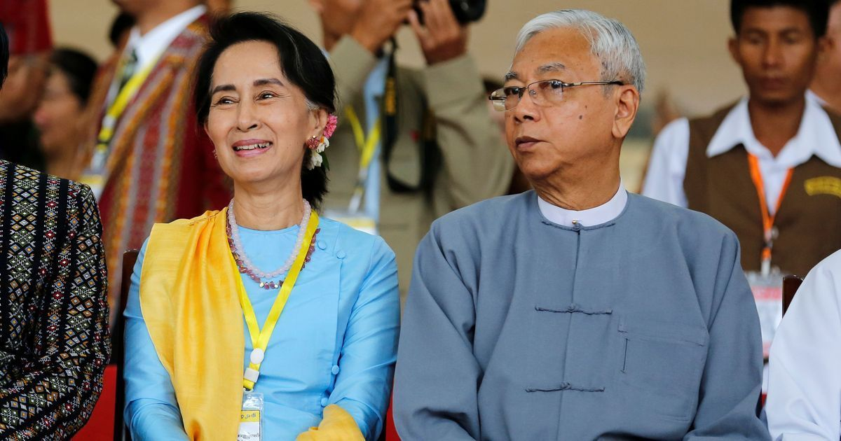President Htin Kyaw of Myanmar resigns 'to take rest from duties'