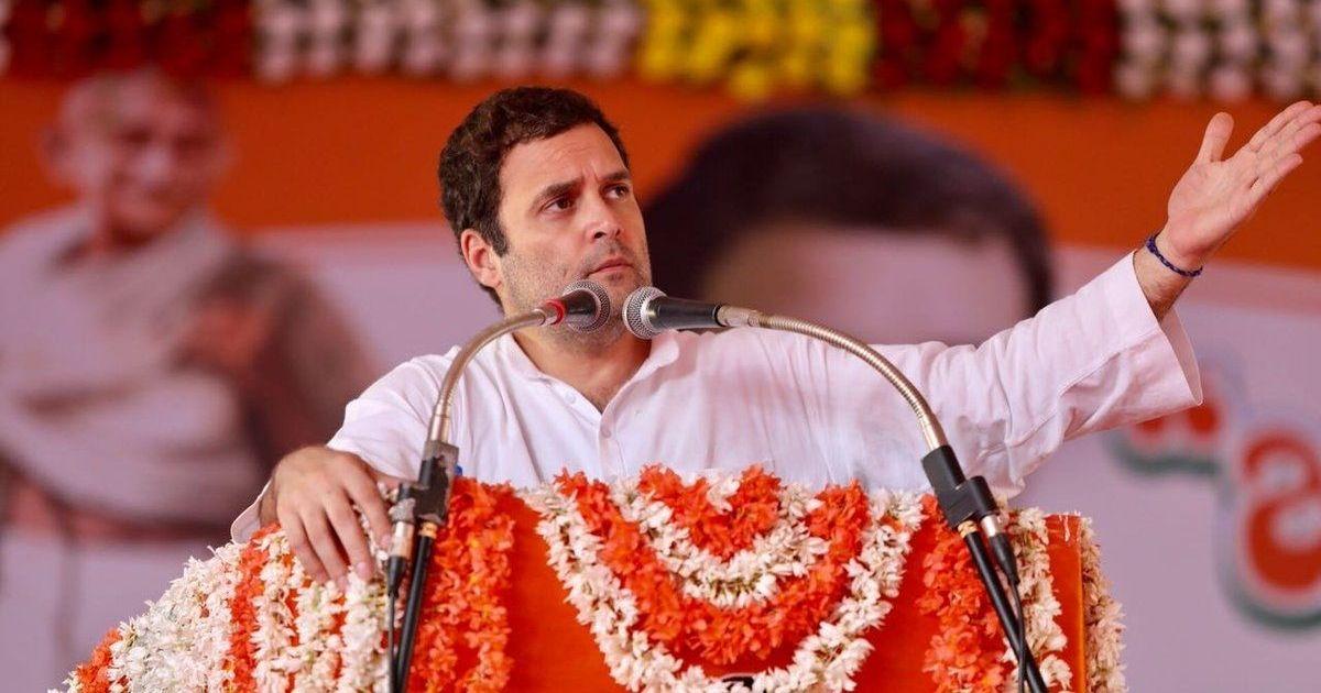 डेटा लीक मामले में राहुल गांधी का भाजपा पर तीखा हमला, कहा - झूठ की फैक्ट्री चालू है