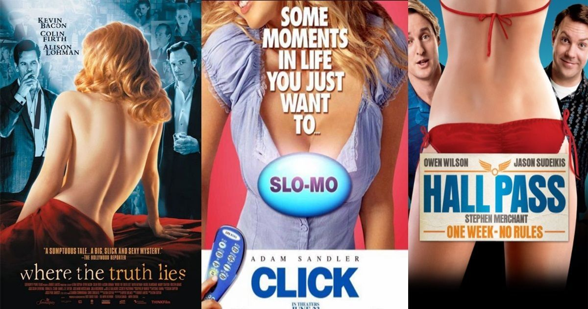 Headless Women of Hollywood: A social media project highlights the faceless women in movie posters